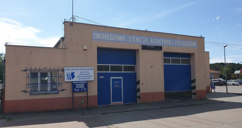 stacja kontroli